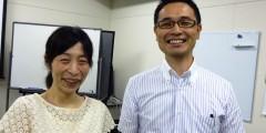 満尾先生と近藤先生、実は二人は研修医同窓生です